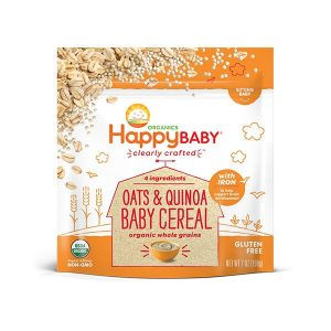 Happy Baby Clearly Crafted Baby Cereal