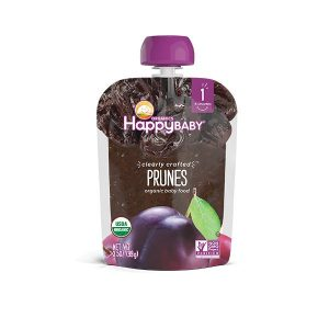 Happy Baby Stage 1 Clearly Crafted Prunes