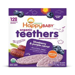 Happy Baby Organic Teethers Wafer