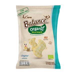 Balance Organic Rice Snack