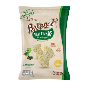 Balance Natural Rice Snack - Seaweed